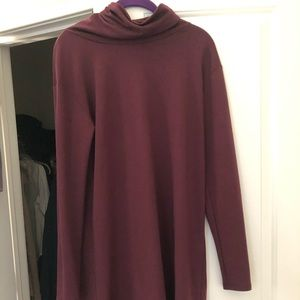 Nordstrom (BP) Long Sleeve A-Line Dress